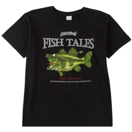 Gill McFinn's Big Boys Zombie Bass T-Shirt