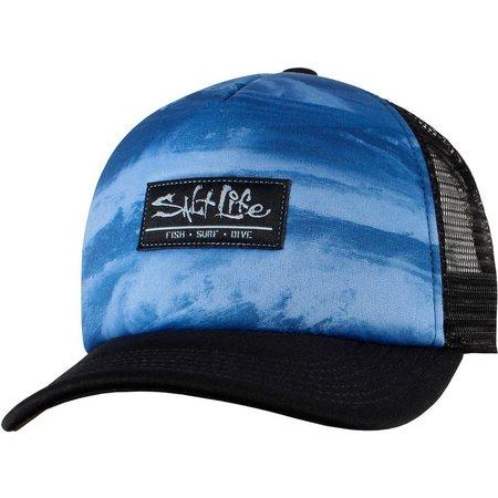 Salt Life Big Boys Stormy Seas Trucker Hat