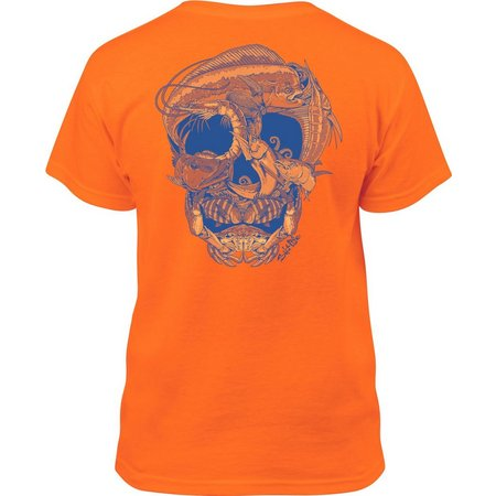 Salt Life Big Boys Sea Skulls T-Shirt