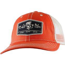 Salt Life Boys Trifecta Mesh Back Hat