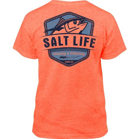 Salt Life Big Boys Tuna Fin T-Shirt