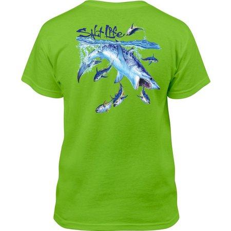 Salt Life Big Boys Mako Sushi T-Shirt