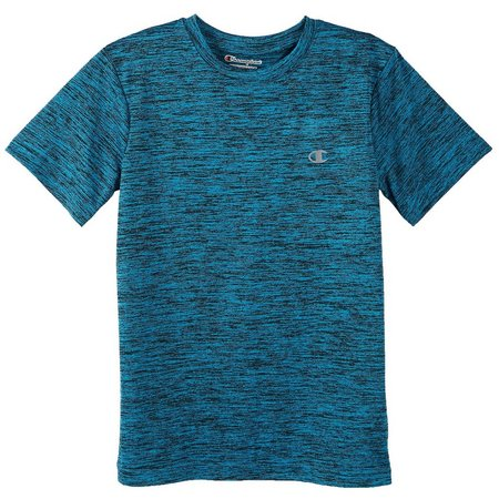 Champion Big Boys Performance Heather T-Shirt