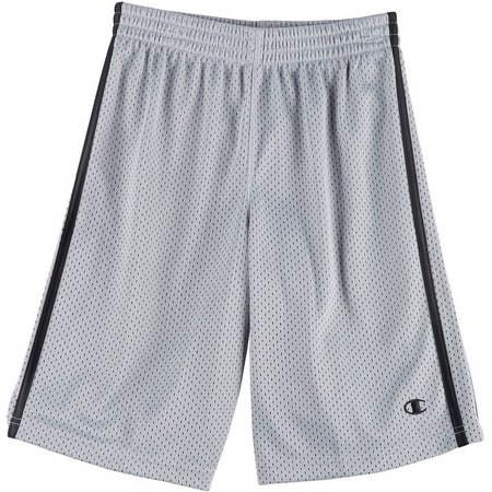 Champion Big Boys Contrast Lining Mesh Shorts