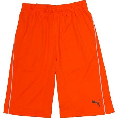 Puma Big Boys Active Shorts