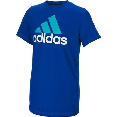 Adidas Big Boys ClimaLite Performance T-Shirt