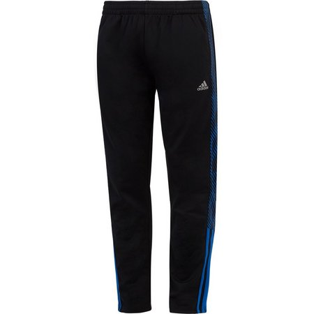 Adidas Big Boys Climalite Helix Vibe Striker Pants