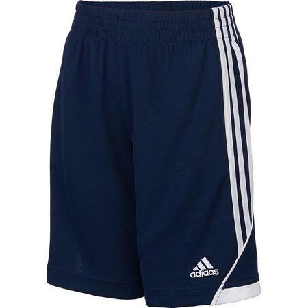 Adidas Big Boys Dynamic Speed Stripe Shorts