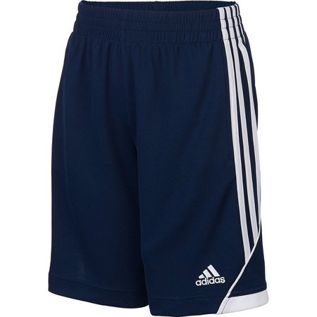 Adidas Big Boys Dynamic Speed Stripe Shorts