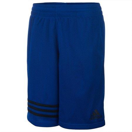 New! Adidas Big Boys Defender Shorts