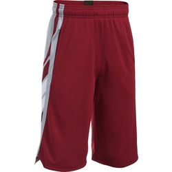 Under Armour Big Boys Cardinal Select Shorts