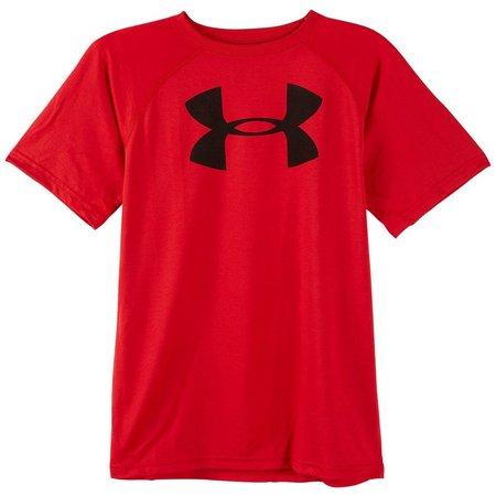 Under Armour Big Boys Ultra Logo T-Shirt