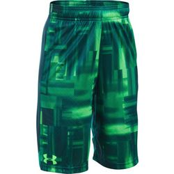 Under Armour Big Boys Lime Light Eliminator Shorts