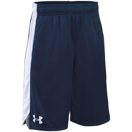 Under Armour Big Boys Logo Eliminator Shorts