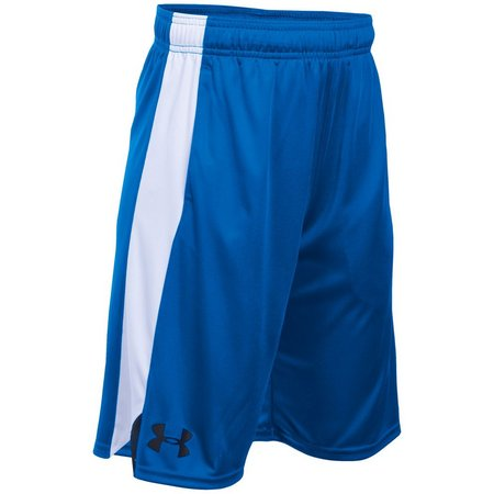 Under Armour Big Boys Stripes Eliminator Shorts