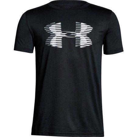 Under Armour Big Boys Tech Big Logos T-Shirt
