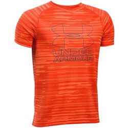 Under Armour Big Boys Big Logo Hybrid Dye