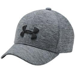 Under Armour Boys Twist Closer Steel Hat