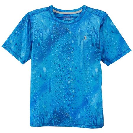 Reel Legends Little Boys Reel-Tec Bradbury T-Shirt