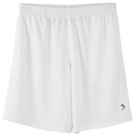 Reel Legends Big Boys Solid Knit Shorts