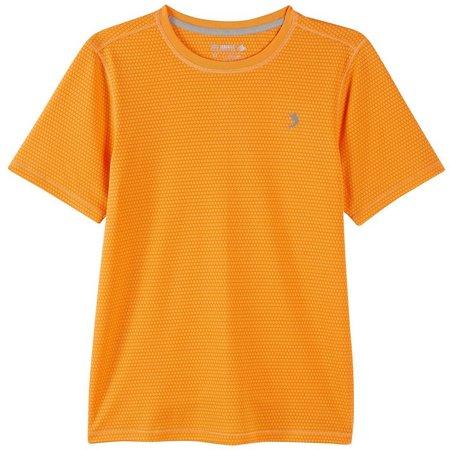 Reel Legends Big Boys Freeline Bubble T-Shirt