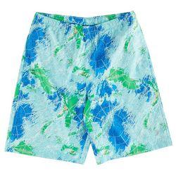 Reel Legends Big Boys AquaFlauge Sea Swim Shorts
