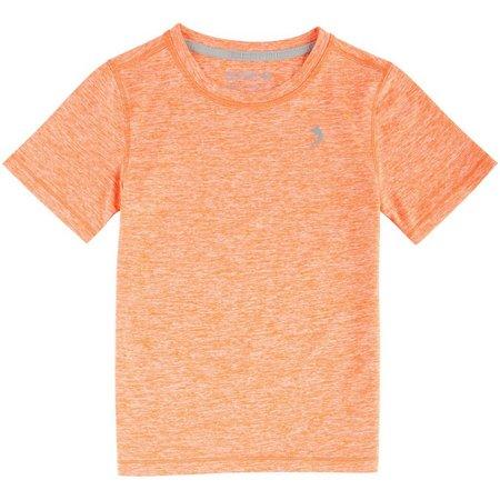 Reel Legends Little Boys Freeline Heathers T-Shirt