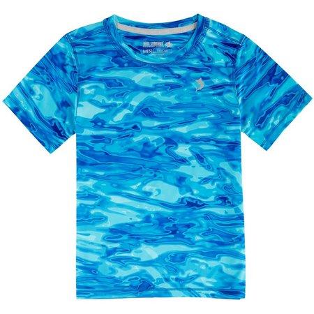 Reel Legends Little Boys Freeline Naga T-Shirt