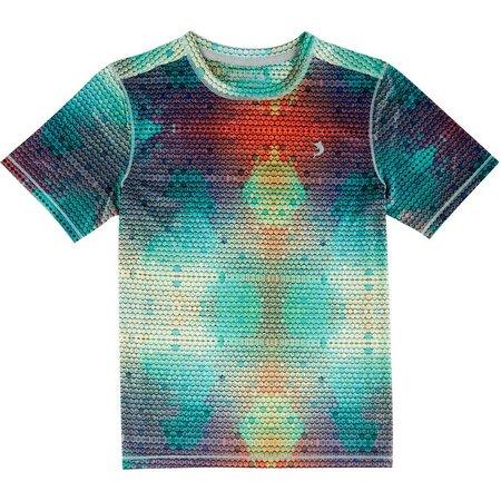 Reel Legends Big Boys Freeline Spectrum T-Shirt