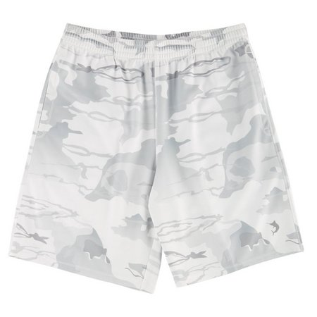 Reel Legends Big Boys Fractured Camo Shorts