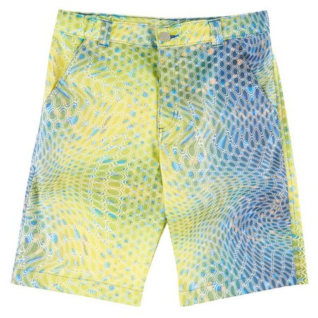 Reel Legends Big Boys Cray Mahi Hybrid Shorts