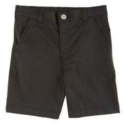 Reel Legends Big Boys Solid Hybrid Shorts