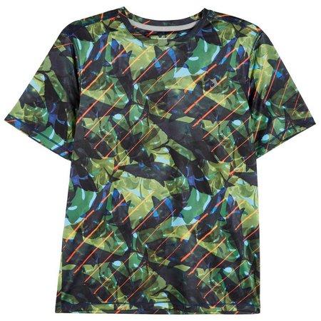 Reel Legends Big Boys Reel-Tec Shark Zone T-Shirt