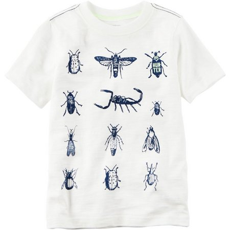 Carters Toddler Boys Bug Graphic T-Shirt