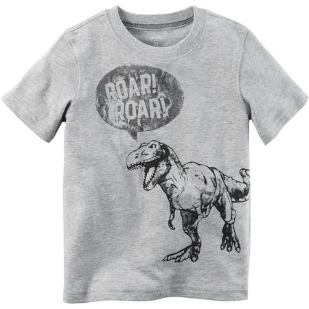 Carters Toddler Boys Dino Roar T-Shirt