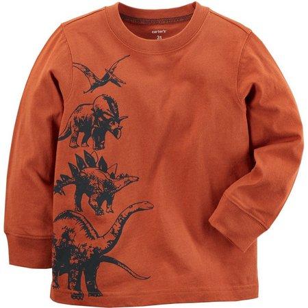 Carters Toddler Boys Dinosaur Graphic T-Shirt
