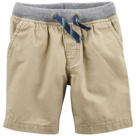 Carters Toddler Boys Pull-On Dock Shorts