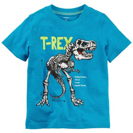 Carters Toddler Boys King Of Dinos T-Shirt