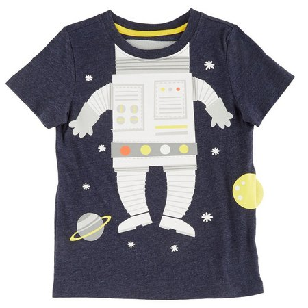 Kidtopia Toddler Boys Astronaut T-Shirt