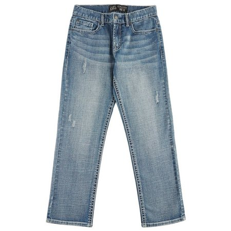 Axel Big Boys Straight Cut Jeans