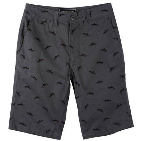 Ocean Current Big Boys Falconer Twill Shorts