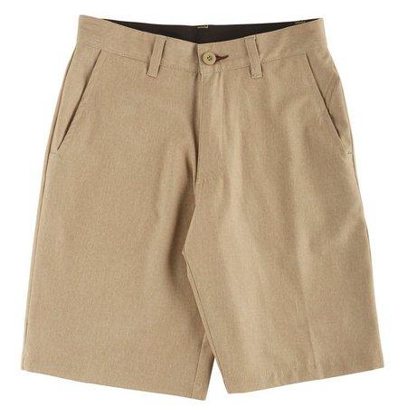 Burnside Big Boys Solid Hybrid Shorts