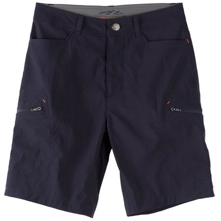 New! Free Country Big Boys Canyon Stretch Shorts