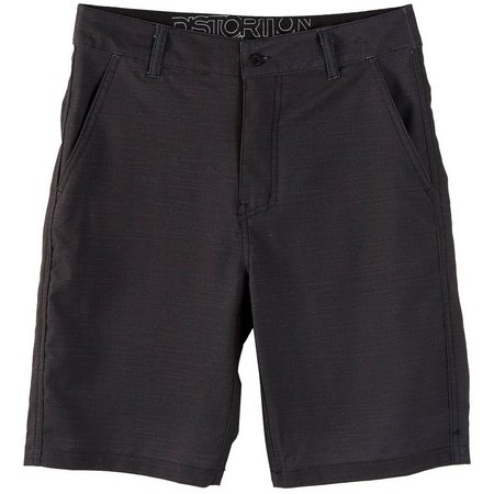 Distortion Big Boys Solid Hybrid Shorts