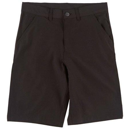 Body Glove Big Boys Solid Hybrid Shorts