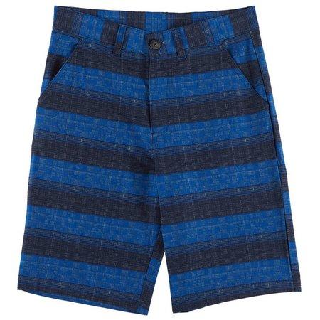 Body Glove Big Boys Stripe Hybrid Shorts