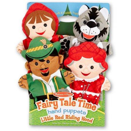 Melissa & Doug Fairy Tale Time Hand Puppets