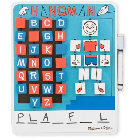 Melissa & Doug Flip to Win Hangman Travel