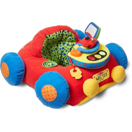 Melissa & Doug Beep-Beep & Play Activity Toy