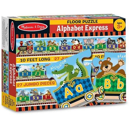 Melissa & Doug 27-pc. Alphabet Jumbo Floor Puzzle